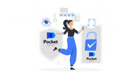 Cách xác minh tài khoản trong Pocket Option