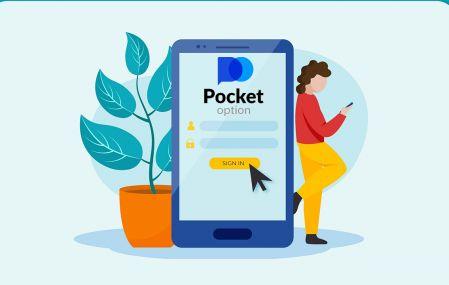 Cách Đăng ký và Đăng nhập Tài khoản trong Giao dịch Môi giới Pocket Option
